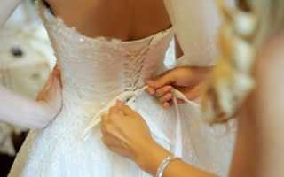 Для тех, кому нужно вернуть свадебное платье: возврат по закону.