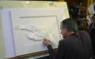 Искусство бумажных скульптур. Скульптура из бумаги — ноу-хау в искусстве