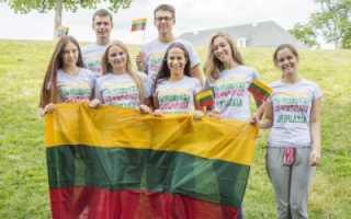 Красивые литовские женские фамилии. Происхождение фамилии литовских