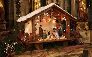 Вертеп: забытая Рождественская традиция. Рождественские традиции Руси