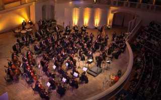 Какие есть симфонические оркестры. Смотреть что такое «Оркестр» в других словарях