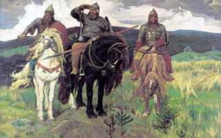 К какому семейству относится былина. Значение былин в русской литературе
