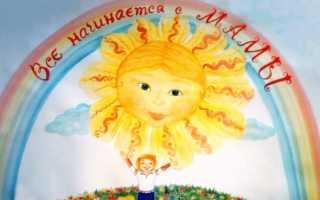 Рисунки на день матери в школу красивые. Как мы нарисуем маму, чтобы она узнала себя