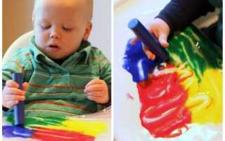 Нетрадиционные техники рисования в детском саду. Методика рисования в детском саду