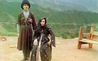 Даргинцы — забытые истории. Даргинцы — благочестивый и мужественный народ