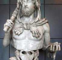Геракл мифология древней греции. Происхождение Геракла: сын Алкмены
