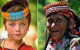 Племя хунза — рекордное долголетие и удивительная история. Племя хунза