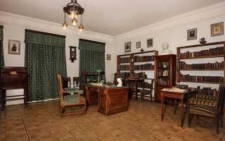Литературный музей серебряного века. Обзорная экскурсия по музею