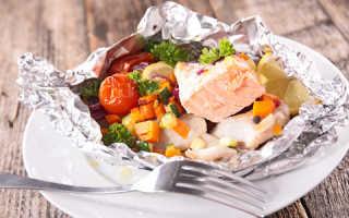 Блюда порционные запеченные в фольге в духовке. Готовим блюда в фольге