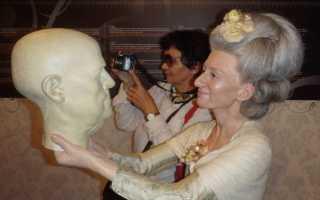 Кто же она, мадам Тюссо? Необычная история мадам Тюссо и ее музея (9 фото).