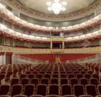 Государственный академический малый театр. Малый академический театр