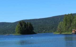 Национальный парк «Паанаярви. Национальный парк «Паанаярви». Озеро Паанаярви