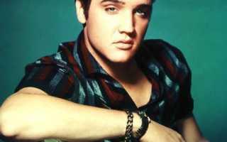 Кем работал элвис. Элвис Пресли: интересные факты, лучшие песни, биография, слушать