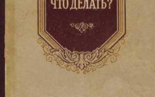 Чернышевский и его роман что делать. История создания и публикации
