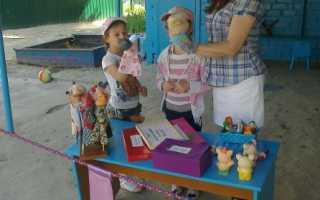 Проведение театральной недели в детском саду. Театральная неделя