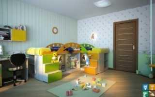 Цены на ремонт детской комнаты. Ремонт детской комнаты под ключ