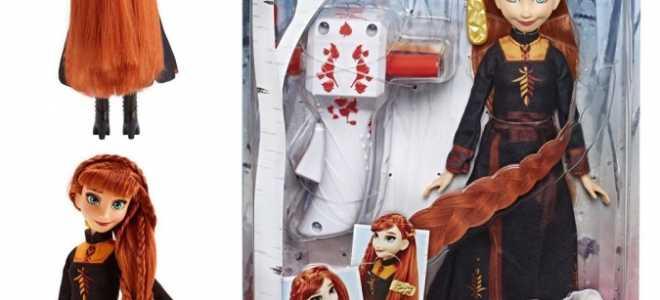 Герои мультфильма ледяное сердце. Куклы «Холодное сердце» от Hasbro