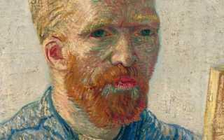 Винсент ван гог родился. Самые интересные факты из жизни ван гога