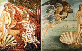 Венера — Все о Венере. Сколько ликов у Венеры? Рождение Венеры