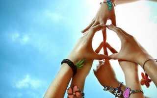 Время хиппи. Поколение хиппи: независимая коммунистическая субкультура в ссср