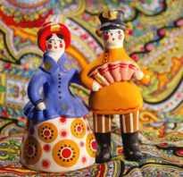 Русские игрушки 18 и 19 веков. Тема недели: Русская народная игрушка