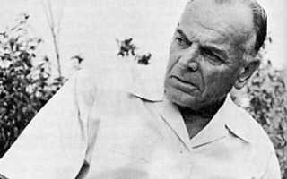Общие сведения о творчестве паустовского. Важные даты биографии Паустовского