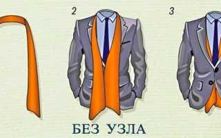 Разные способы завязать шарф. Как завязывать мужской шарф? Мужской шарф под пальто