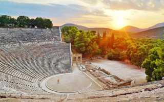 Греческая трагедия и комедия. Разница между комедией и трагедией