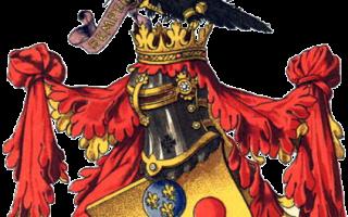 Старинные шляхетские фамилии. Дворянские (аристократические) фамилии