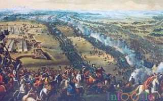 Полтавская битва результат и значение. Сражение Полтавское (кратко)
