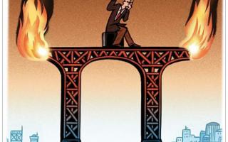 Можно ли уволиться с работы. Как уволиться с работы и не сжечь за собой мосты
