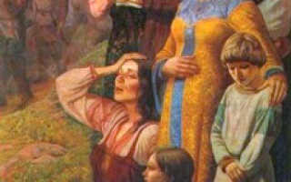 Сочинение по картине Ракши «Проводы ополчения. Сочинение по картине Ю