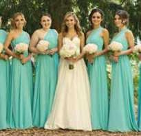 Платья на свадьбу гостям. Платья на свадьбу для гостей — советы по выбору.