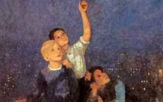 Что вы узнали нового о картине мальчишки. Сочинение-описание по картине Ф.П
