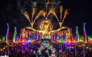 Какой музыкальный фестиваль самый знаменитый. Музыкальные фестивали мира