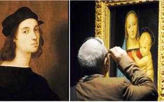 Три грации. Рафаэль Санти и картина «Три грации» в его исполнении
