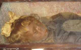 Необычные древние захоронения. Самые таинственные древние детские захоронения