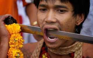 Самые необычные суеверия и традиции народов мира. По городам и странам