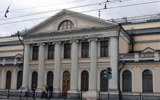 Как был основан музей изобразительных искусств. Музей изобразительных искусств им