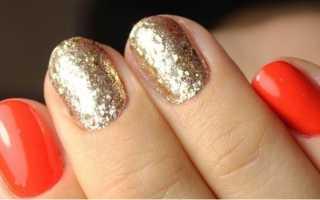 Самый красивый дизайн ногтей. Дизайн ногтей: виды. Блестки и конфетти.