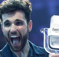 В каком году участвовал евровидении. Объявление голосов Евровидения