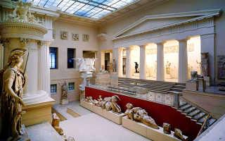 Музей изящных искусств мск. История создания музея изобразительных искусств им