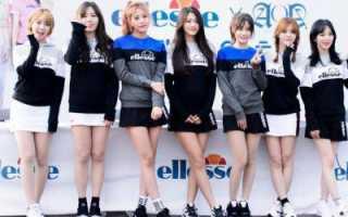 Ace корейская группа. Корейская группа AOA: состав, биография, альбомы