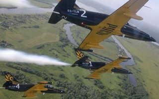 Пилотажная группа русь какие самолеты. Пилотажная группа «русь» — летное поле