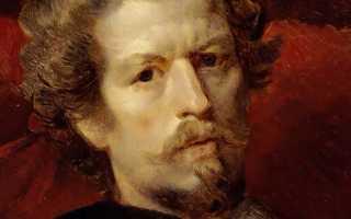 Картины брюллова с названиями и описанием. Итальянский период творчества