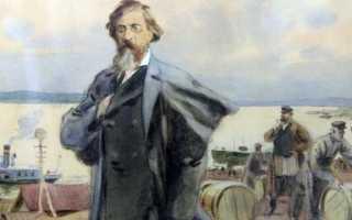 Чернышевский родился в семье. Николай чернышевский краткая биография