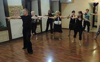 Бальные танцы для начинающих взрослых. Занятия танцами для взрослых