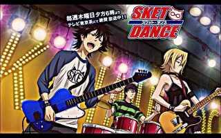 Музыкальное аниме. Аниме про музыкальные группы и сольных исполнителей