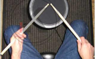 Как научиться играть на ударных с нуля. Постановка рук и координации движений