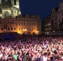 Чешские группы популярные. Чешский фолк-рок — музыка для души и головы